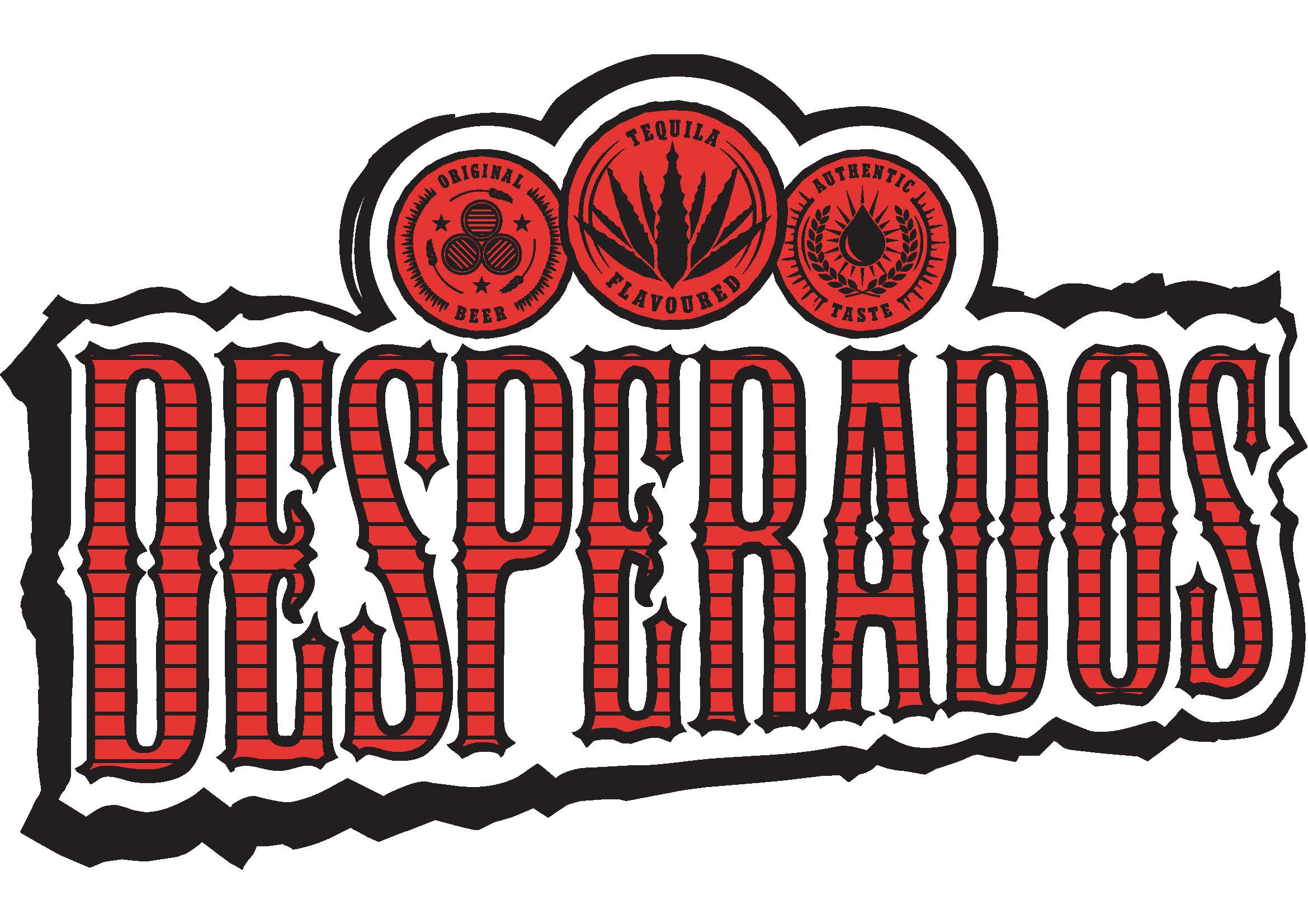 Logo Desperados Originale Copia